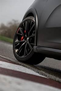 Photo Jante Alu Lithium 18 Noir Mat Peugeot 208 Gti 30th