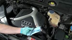 How To Change Audi A6 Oil  U0026 Filter 2 7t