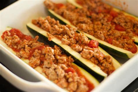 Recipe For Zucchini Pizza Boats by Zucchini Pizza Boats