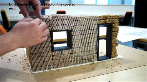 build a house how to build a straw bale house