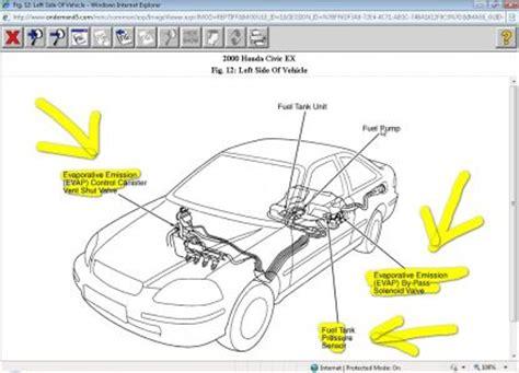 bypass check engine light emissions test 2000 honda civic check engine light computer problem 2000