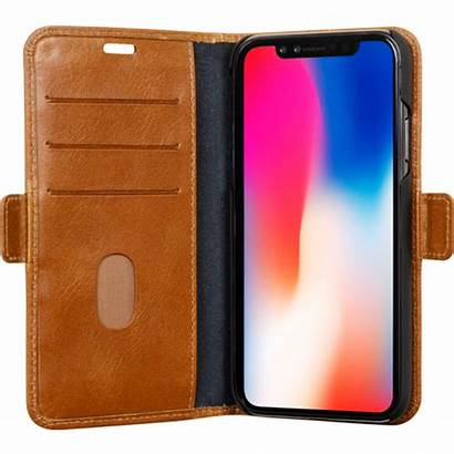 Xr Wallet Iphone Brown Leather Case