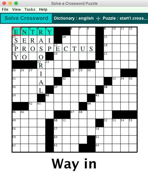 crossword puzzles  crossword express