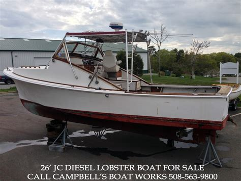 Diesel Boats For Sale by 26 Jc Cbell S Boat Works Inc