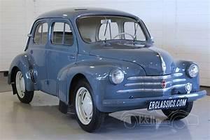4cv Renault 1949 A Vendre : renault 4cv 1956 vendre erclassics ~ Medecine-chirurgie-esthetiques.com Avis de Voitures
