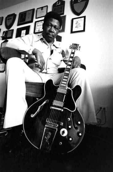 B. B. King, Legendary Blues Singer, Dies at 89   Art-Sheep