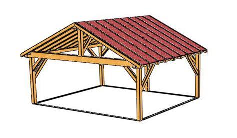 abri de voiture en bois abri pour voiture en bois de fabrication 100 fran 231 aise