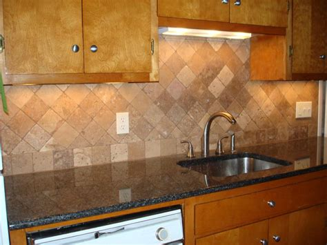 Glass Backsplash Tile Ideas For Kitchen : Backsplash Tile Ideas For More Attractive Kitchen
