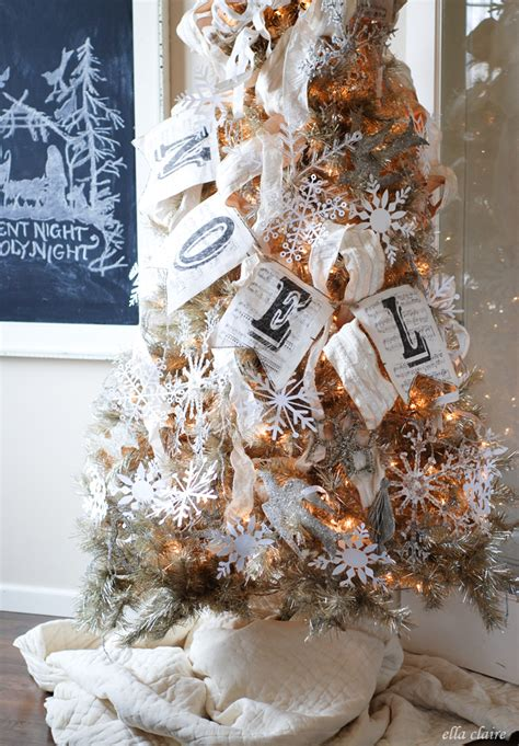 10 tips for beautiful christmas tree ribbon ella claire