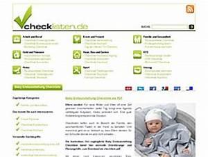 Baby Liste Erstausstattung : baby erstausstattung checkliste zum kostenlosen download als pdf ~ Eleganceandgraceweddings.com Haus und Dekorationen