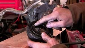 Ac Compressor Clutch Pulley Repair  Part 2