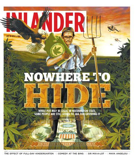 Inlander 10/30/2014 by The Inlander Issuu