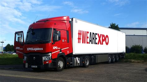siege social norbert dentressangle agreement for community with xpo logistics community