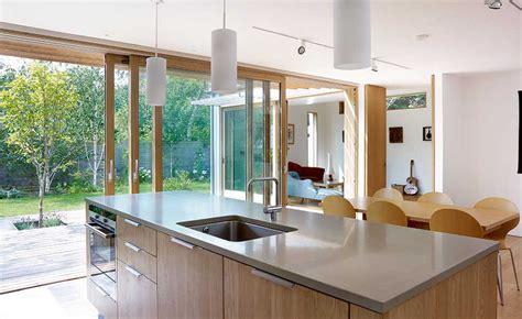 kitchen island contemporary patio doors bi fold sliding or homebuilding