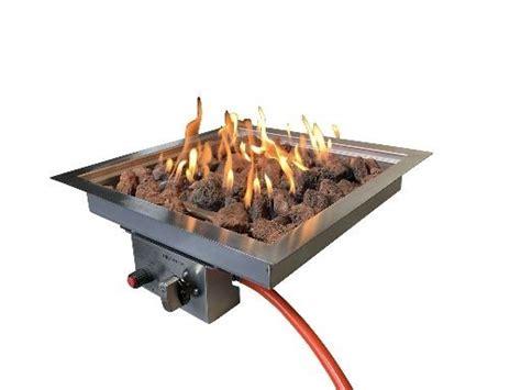 gasfeuer garten feuer trifft licht maxx fire