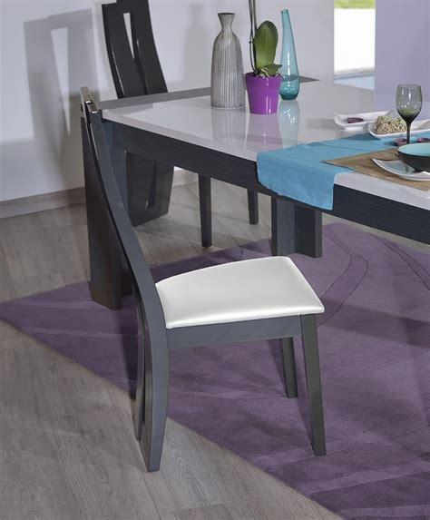 chaise grise et blanche chaise blanche et grise conceptions de maison blanzza com