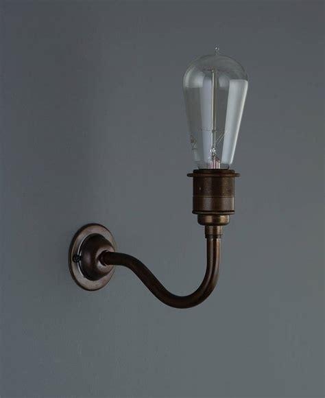 bramley vintage metal sconces uplight or downlight wall ls