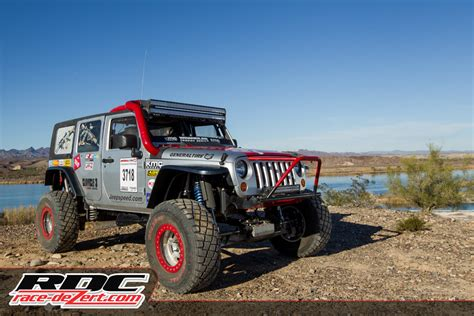 Race A Jeep Wrangler Jeepspeed Is Affordable Off Road