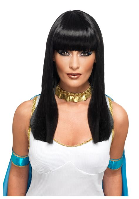 Outdoor Halloween Decorations 2017 by Deluxe Cleopatra Wig