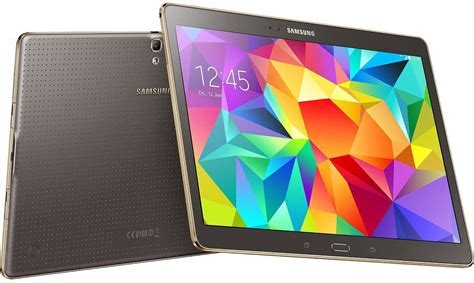 Samsung Galaxy Tab S 10.5 LTE braun Test   Tablet PC