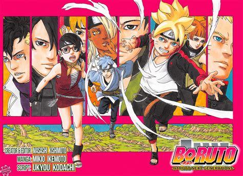 Naruto Next Generations Chapitre 01