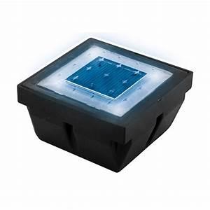 Pavé Led 600x600 : pav encastrable led solaire bleu blanc ~ Edinachiropracticcenter.com Idées de Décoration
