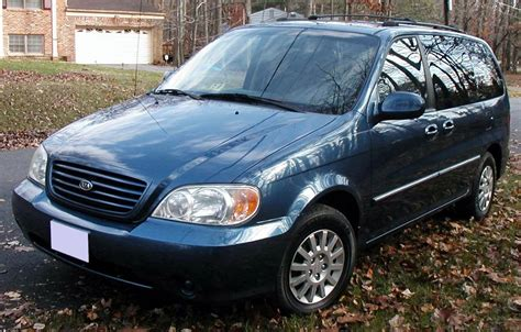 how cars work for dummies 2002 kia sedona parental controls 2002 kia sedona ex passenger minivan 3 5l v6 auto
