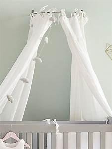 Ciel De Lit Adulte : deco chambre bebe arc en ciel ~ Dailycaller-alerts.com Idées de Décoration