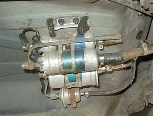 91 300te Lost Fuel Pressure
