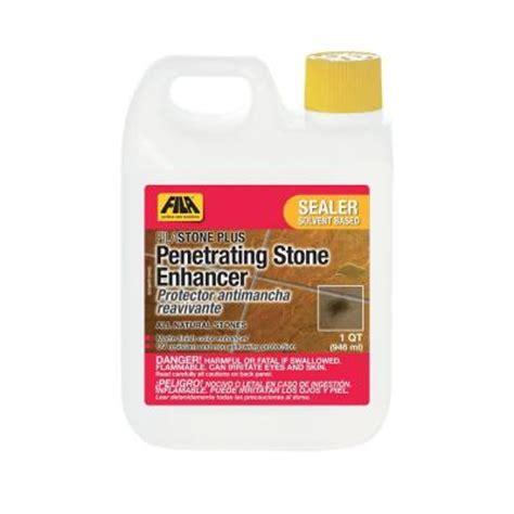 home depot marble tile sealer fila stoneplus 1 qt tile and sealer 44010812ame
