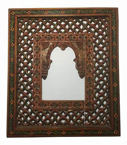 Chairish Carved Wood Indian Carving Frames Lover