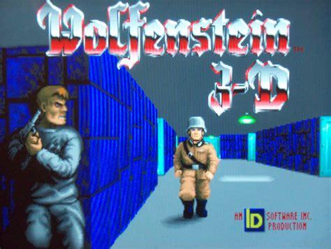 Wolfenstein 3D Free Download - Full Version Crack (PC)