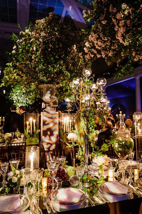 silk flower depot blog enchanted forest wedding