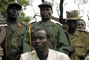 Kony's child soldiers: 'When you kill for the first time ...
