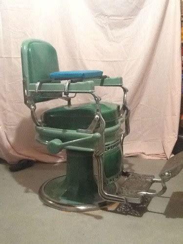 Kochs Barber Chair 1960 by Barber Chair