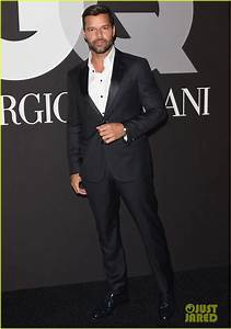 Armie Hammer Ricky Martin Suit Up For A Grammy After