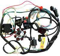 Wiring Harnes 200 250cc Electric Start Loncin by Better Atv Engine 250cc Deals