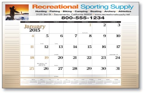 promotional desk pad calendars cardinal calendar promotional calendars custom autos post