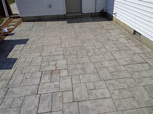 Installing Interlocking Pavers vs Stamped Concrete in ...