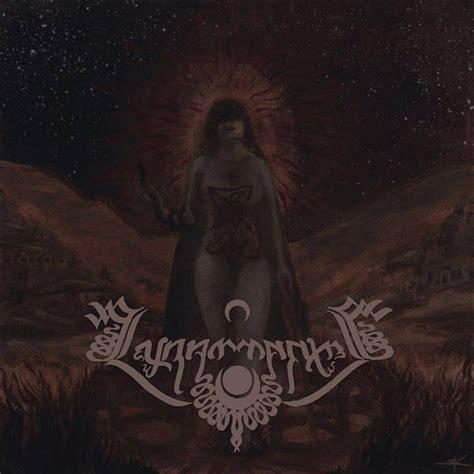 aux portes du metal chronique d album metal lunar mantra genesis black metal occulte et