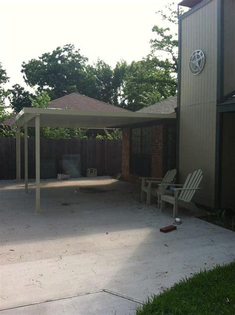 aluminum patio cover jw carports serving dallas east