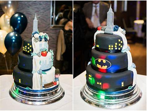 wedding cake    york   gotham city