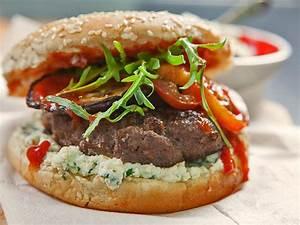 Hamburger Grillen Rezept : burger vom grill rezept burger rezepte grillen und leckere backrezepte ~ Watch28wear.com Haus und Dekorationen