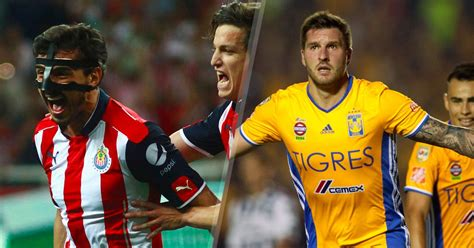 How to watch the Liga MX final between Tigres and Chivas ...