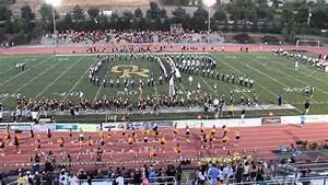 Oak Ridge High School Marching Band - 9/5/14 vs. Vacaville ...