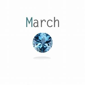 Birthstone For March - Download Images, Photos and Pictures.