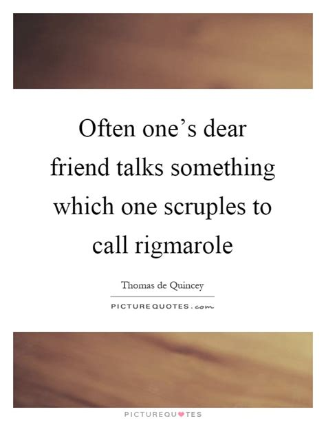 rigmarole quotes rigmarole sayings rigmarole picture