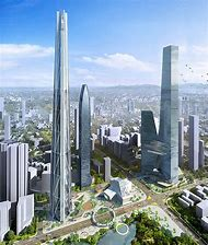 Tallest Building in Shenzhen China