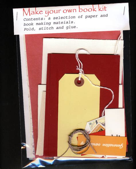 New Blog For Make Your Own Book Kits  Theresa Easton