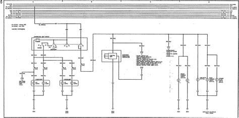 headlight wire diagram honda tech honda forum